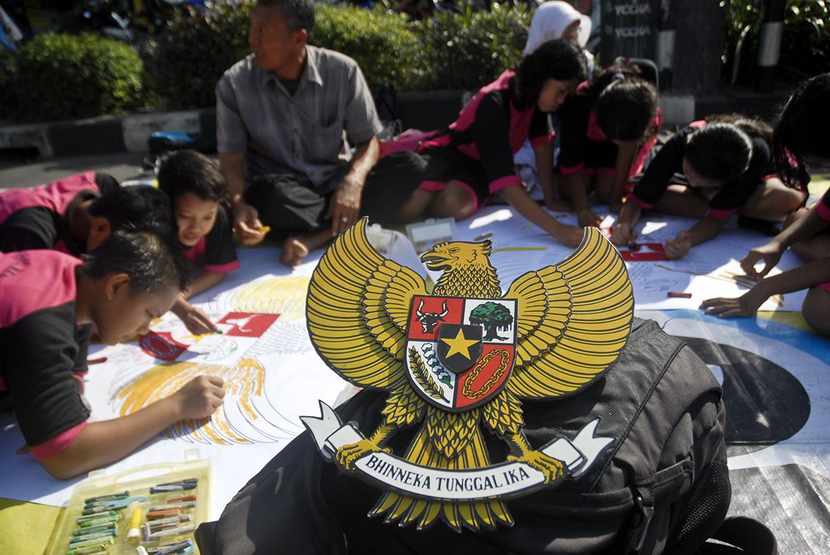 Pancasila Sebagai Penjaga Toleransi Indonesia Telegrafi