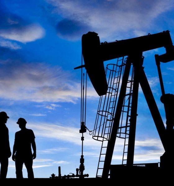 Ekplorasi minyak mentah (Crude Oil). GETTY IMAGES
